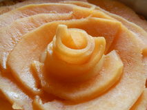 Melón de la torta Imagen de archivo
