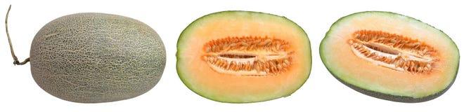 melón del hami Fotos de archivo libres de regalías