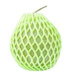 Melón fresco y red verde de la espuma Imagen de archivo libre de regalías