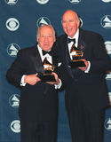 Mel Brooks,Carl Reiner Royalty Free Stock Photos
