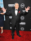 Mel Brooks. LOS ANGELES, CA - JUNE 6, 2013: Mel Brooks at the 41st AFI Life Achievement Award honoring Mel Brooks at the Dolby Theatre, Hollywood Royalty Free Stock Images
