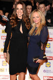 Mel C,Emma Bunton Stock Photography