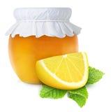 Mel e limão imagens de stock