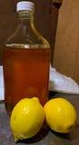 Mel e limão Foto de Stock Royalty Free