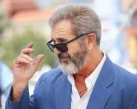 Mel Gibson assiste al ` del padre del sangue del ` Fotografia Stock