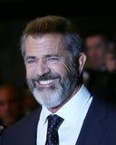 Mel Gibson assiste al ` del padre del sangue del ` Fotografia Stock Libera da Diritti