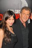 Mel Gibson,Oksana Grigorieva Stock Image