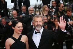 Mel Gibson and Rossalind Ross Royalty Free Stock Image
