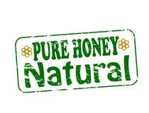 Mel puro natural Fotografia de Stock Royalty Free