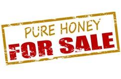 Mel puro para a venda Fotos de Stock Royalty Free