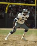 Mel Renfro. Dallas Cowboys DB Mel Renfro #20. (Image taken from color slide Royalty Free Stock Images