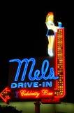 Mel's Diner Royalty Free Stock Photo