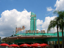 Mel's Drive-In Royalty Free Stock Images