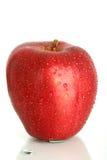 Mela rossa Immagini Stock Libere da Diritti