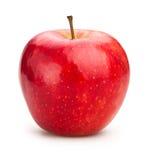 Mela rossa Fotografie Stock Libere da Diritti