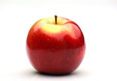 Mela rossa sugosa Fotografia Stock Libera da Diritti