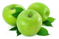 Mela verde. Fotografia Stock