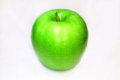 Mela verde Fotografie Stock Libere da Diritti