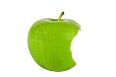 Mela verde Fotografia Stock Libera da Diritti