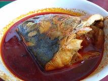 Melaka рыб pedas Асома Стоковая Фотография RF