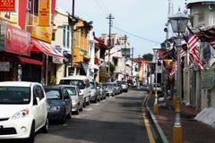 Melaka Stockfoto