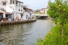 Melaka Stockbild
