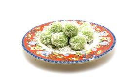 Melaka del buah de Kuih foto de archivo