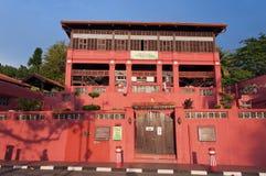 Melaka islamiskt museum Arkivbild