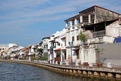 Melaka Malacca, Malaysia Royaltyfri Bild