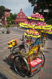 Melaka Trishaw Royalty Free Stock Photos