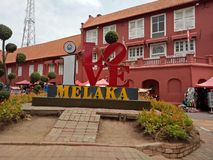 Melaka, Malezja Fotografia Stock