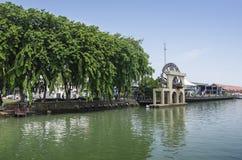 Melaka River, Malaysia Royalty Free Stock Photography