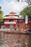 Melaka River Royalty Free Stock Photos