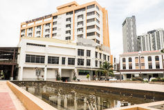Melaka stad Royaltyfri Bild