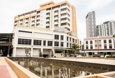 Melaka-Stadt Lizenzfreies Stockbild
