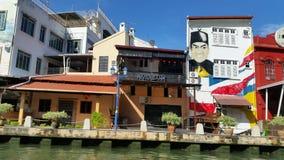 Melaka Street Art Stock Image