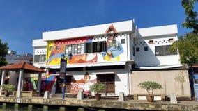 Melaka Street Art Royalty Free Stock Photos