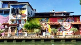 Melaka Street Art Stock Images