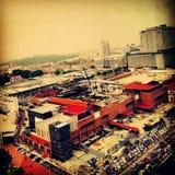 Melakastad Maleisië Stock Foto's