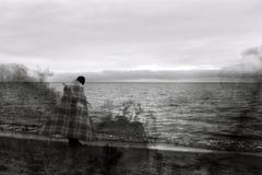 melancholia image stock