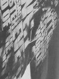 Melancholic человек Стоковая Фотография