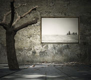 Melancholisch Stock Foto