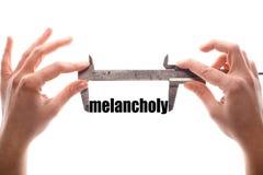 Melancholy Stock Images