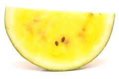 Melancia amarela Imagem de Stock Royalty Free
