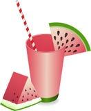 Melancia Juice Summer Refreshment ilustração royalty free