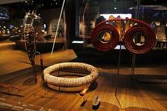 Melanesia konst royaltyfri bild