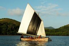 Melanesian inwoners van Papoea-Nieuw-Guinea Stock Fotografie