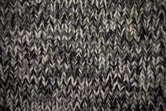 Melange knit texture Stock Photos