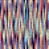 Melange knitting Royalty Free Stock Photo