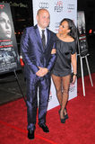 Melanie Brown,Stephen Belafonte Stock Photo